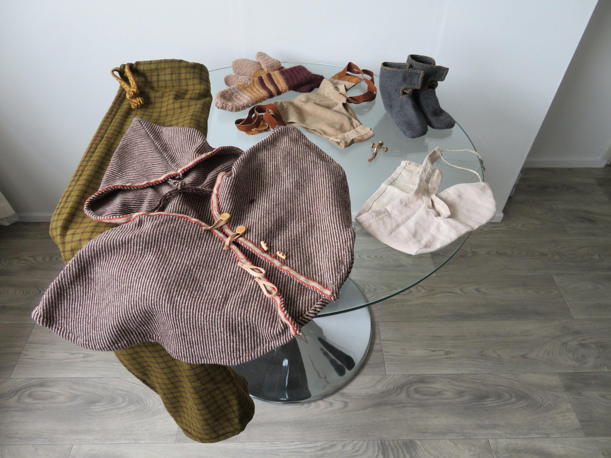 Romeinse kledingonderdelen