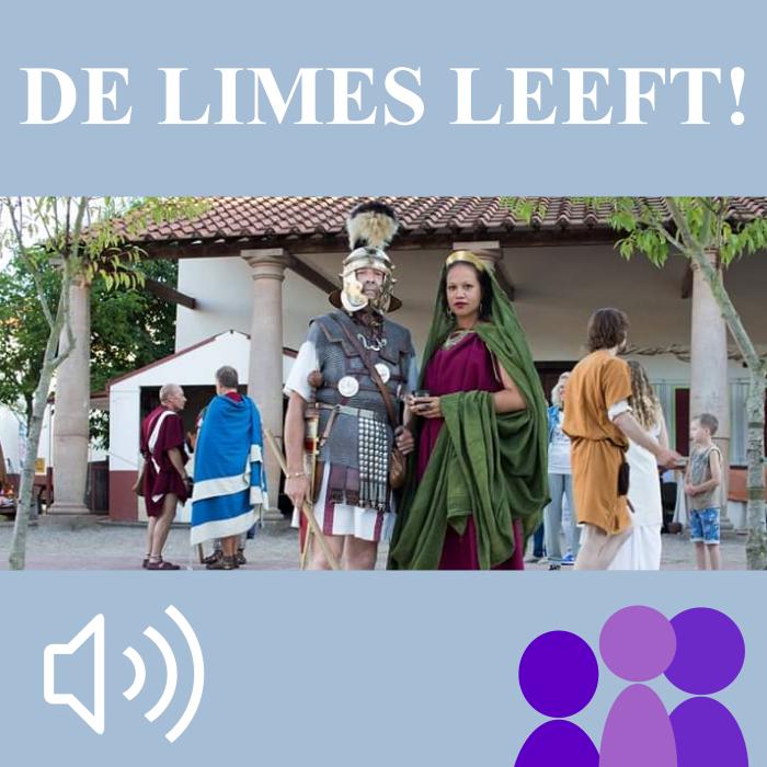 podcast romeinenweek - Opdrachtgever: RomeinenNuOpdracht: Een speciale aflevering van mijn podcast De Limes leeft! aansluitend bij het thema van de Romeinenweek 2019 Waar zijn de vrouwen? Titel: Kleding maakt de Romeinse vrouwInterview: Ratna Drost, werkzaam in het ArcheonJaar: 2019