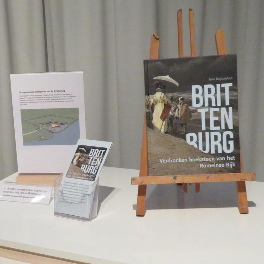 Tentoonstelling en boek Brittenburg