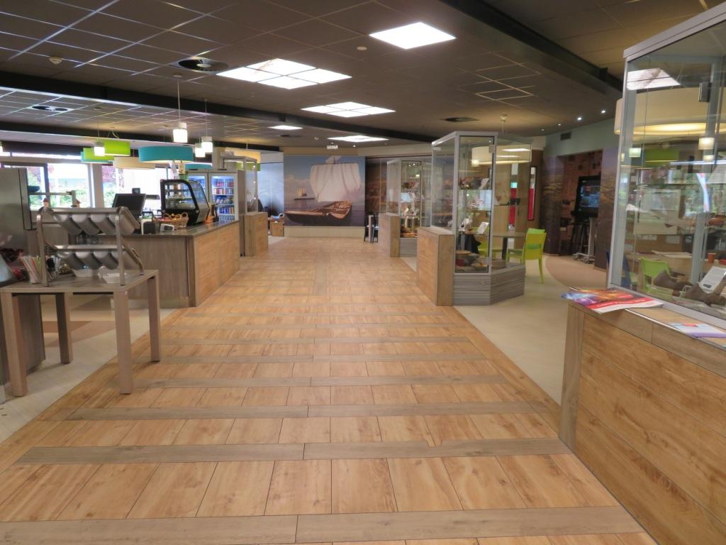 Limesbezoekerscentrum Nigrum Pullum in Grandcafé De Haven