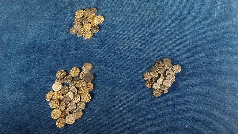 De vroegmiddeleeuwse muntschat
