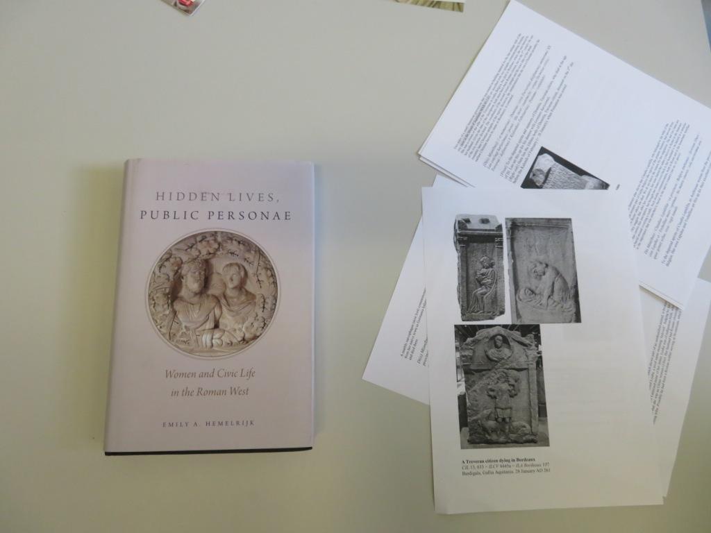 Onderzoek naar inscripties