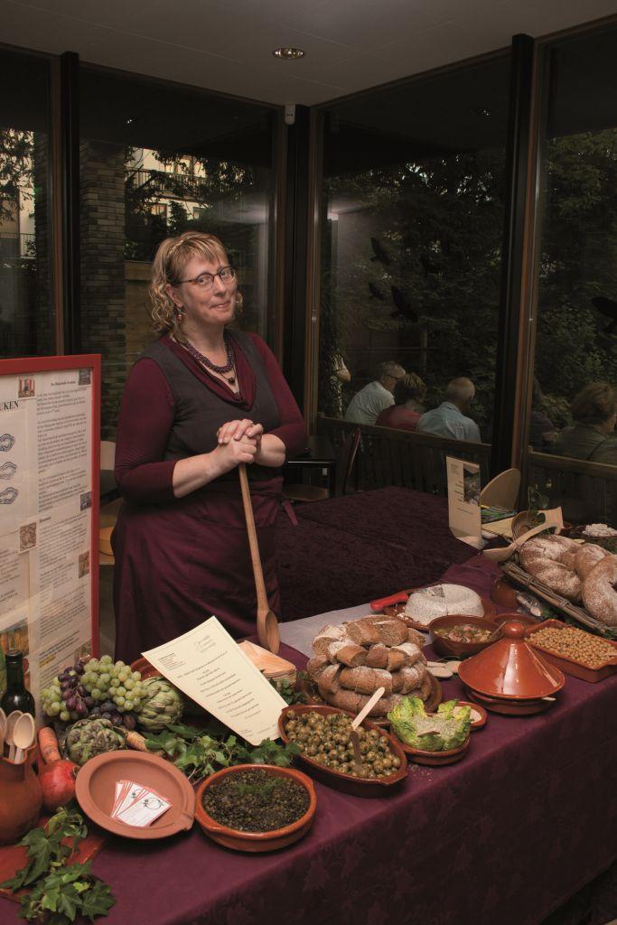 Claudia Vandepoel Romeinse Catering