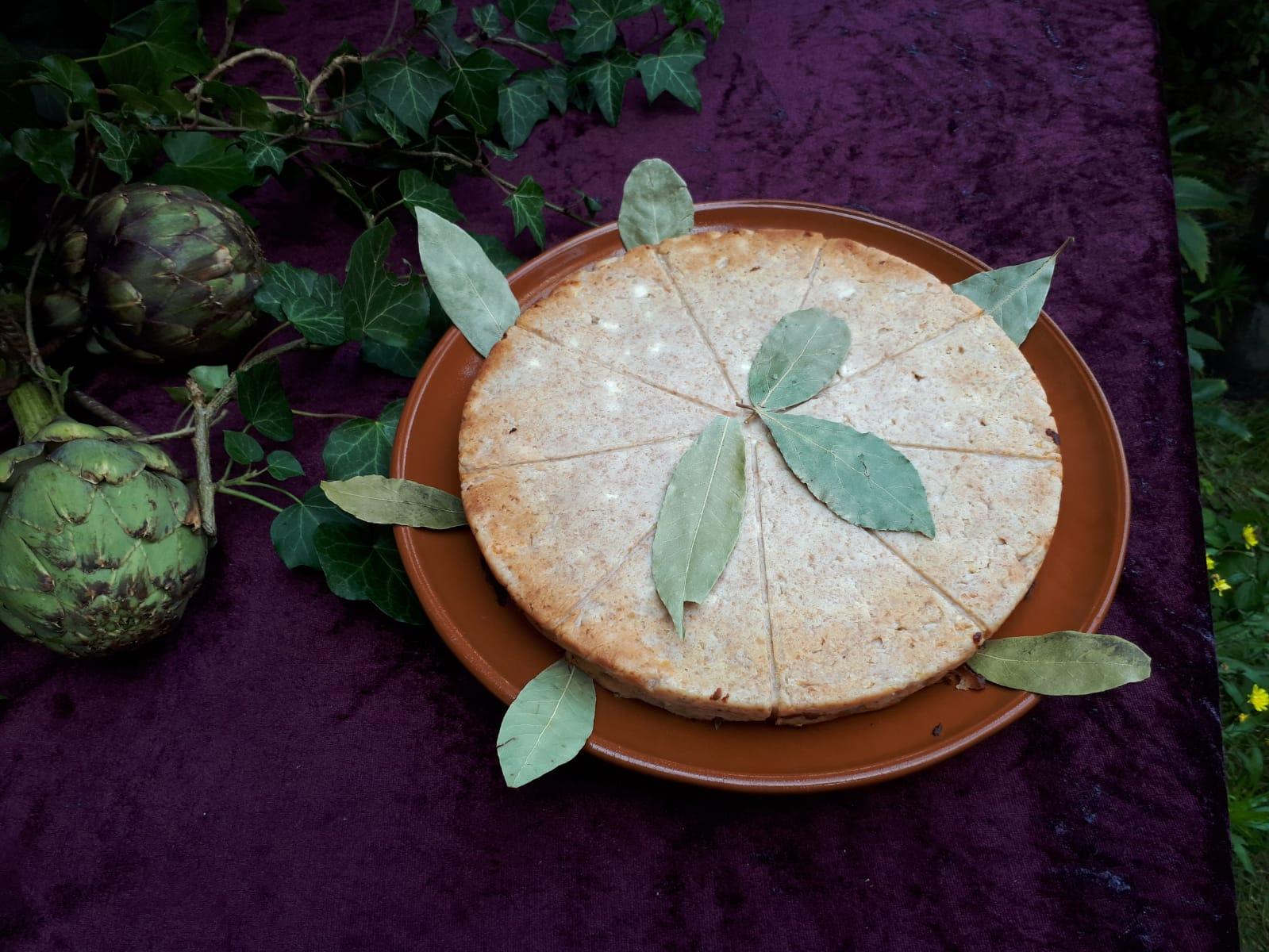Offerbrood, mogelijk recept nieuwe kookboek