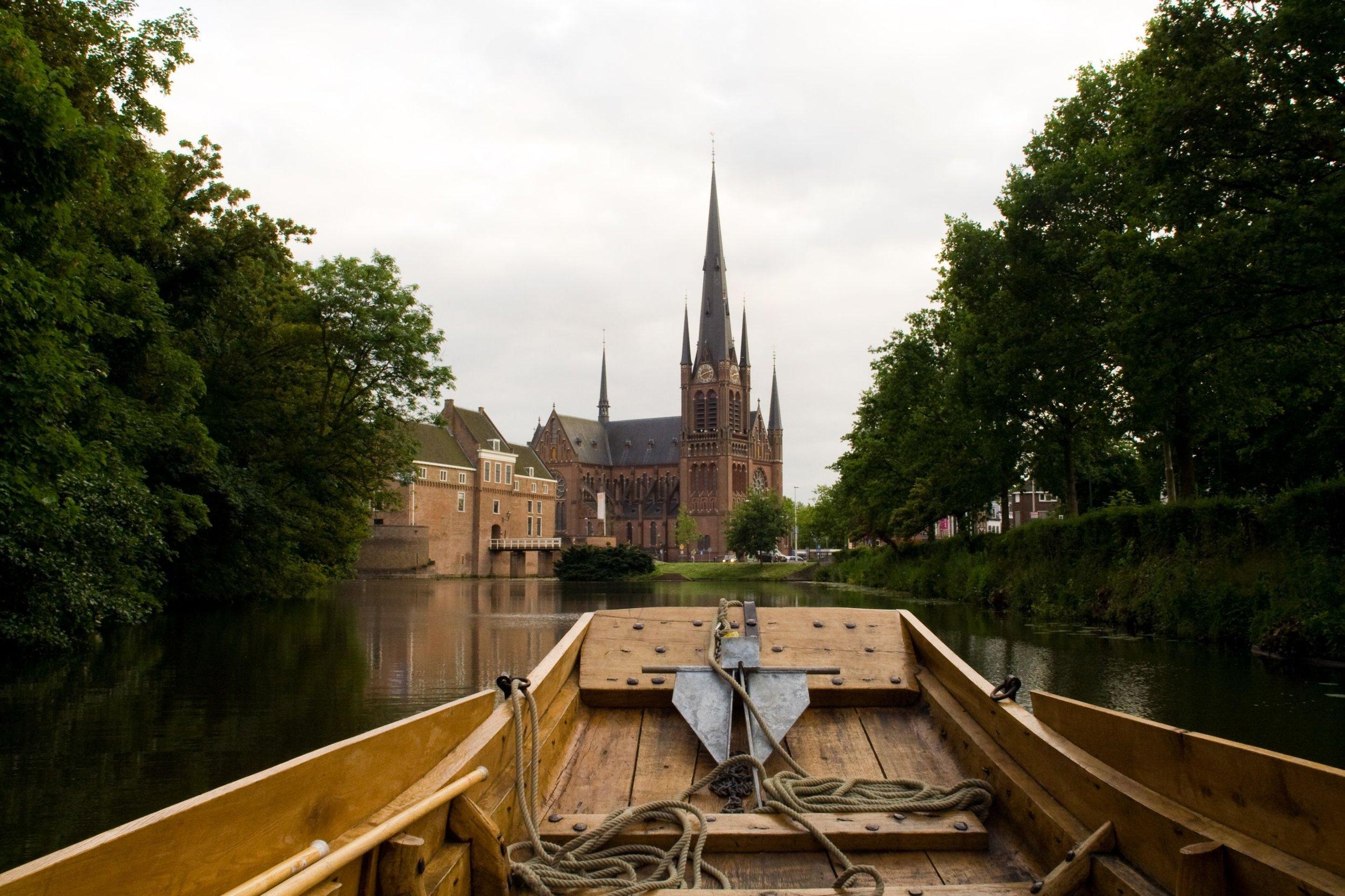 2013 PMAL richting Kasteel Woerden, foto: Miriam Souren