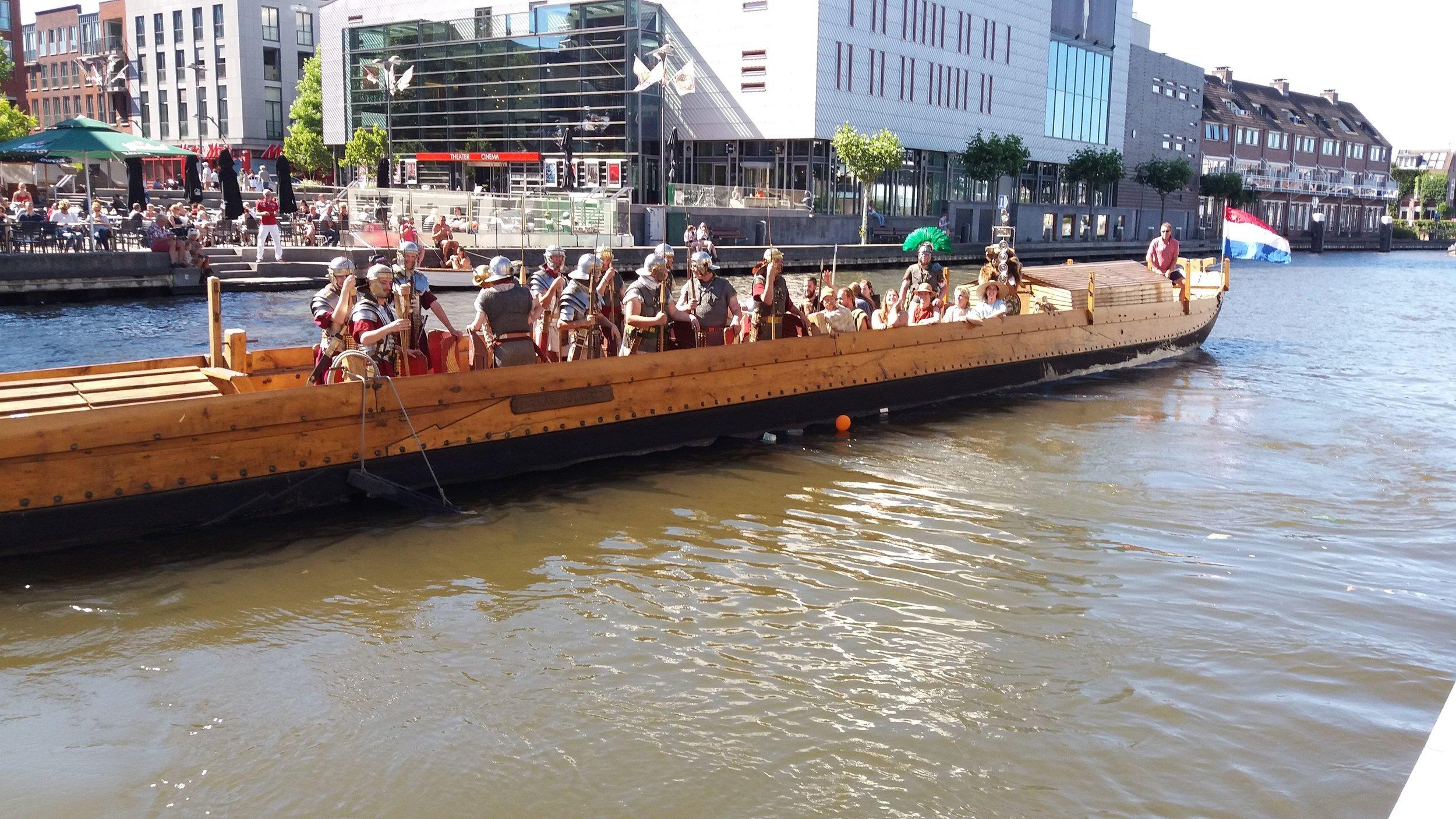 2018 Romeinenfestival Alphen aan den Rijn, foto: Irene Vlot
