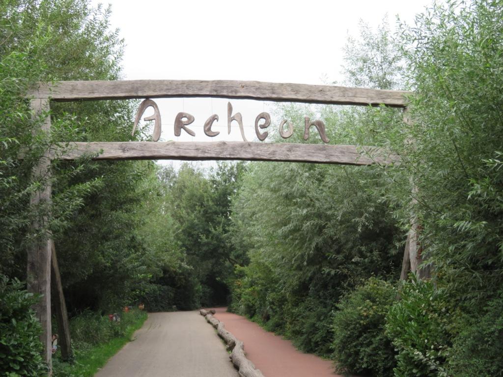 Ingang Archeon