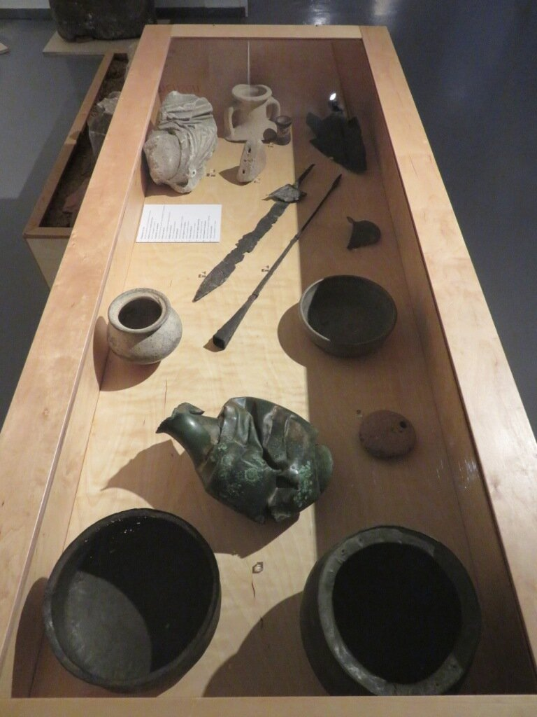 Bijzondere vondsten uit de Bijland