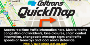 Cal trans Quick Map