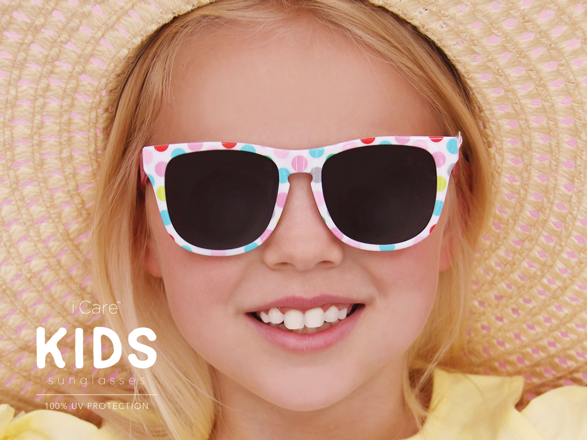 kids - We are serious in providing premium eye protection against the damaging effects of UV radiation for your children by promising to offer all our sunglasses 100% UV protection that will block out the sun's harmful rays. We shall continue to develop innovative new products ranging from birth to 14 year olds.