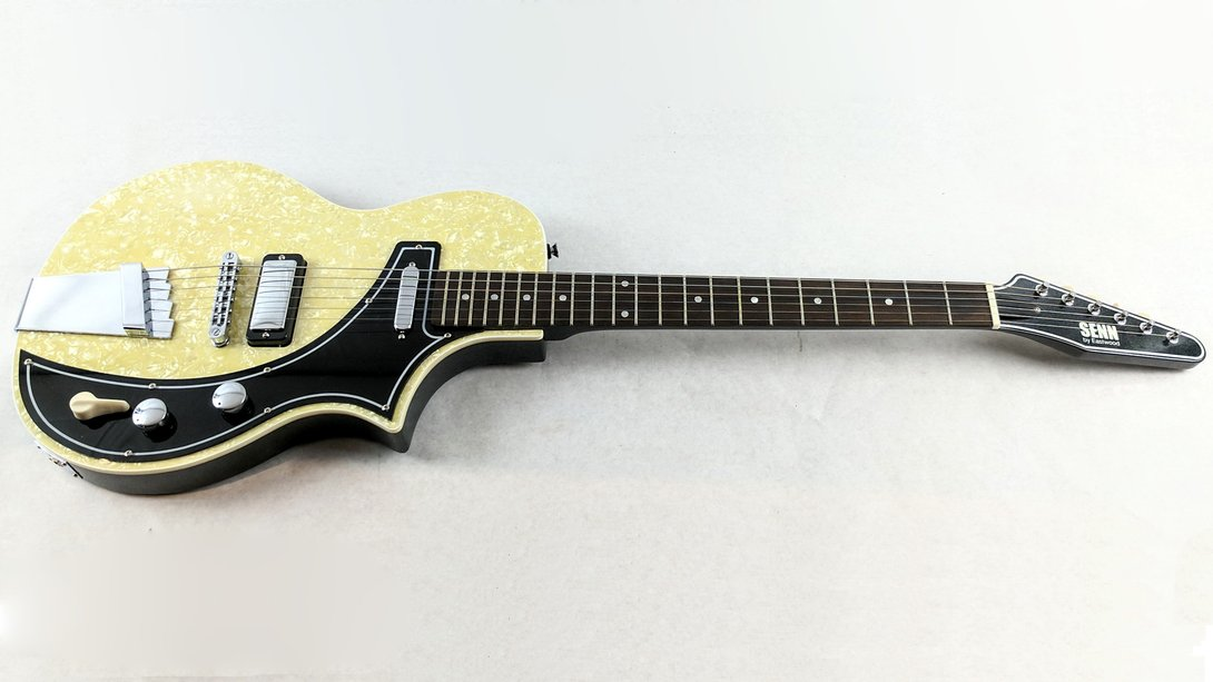 The Continental - Also available with bigsby!Click here