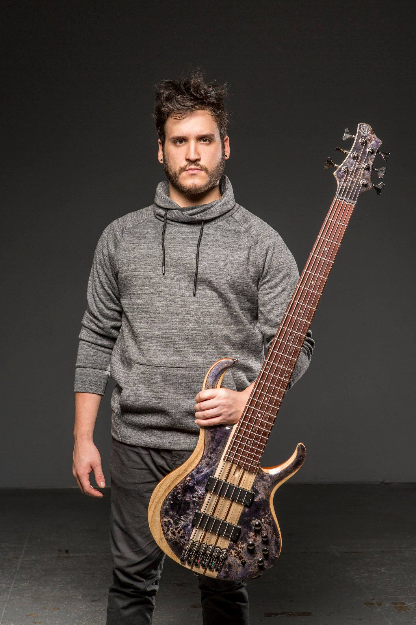 Jon Perkins - Jon Perkins @JonPerkinz (bass) has been playing in several bands with Zaki since early 2018, including (but not limited to) Etherius and Sinaro. Jon is a multi-instrumentalist ranging up to 6 string bass and 8 string guitars. Lately, Jon (residing in NYC) has been delving further into the New Jersey metal scene with his various paths of musical enlightenment finally arriving him to meeting Angry Jay and Dean. After an exciting band outing at the 2019 NAMM show, Jon is excited to continue tearing stage after stage with DD as they prepare for the upcoming album releases.