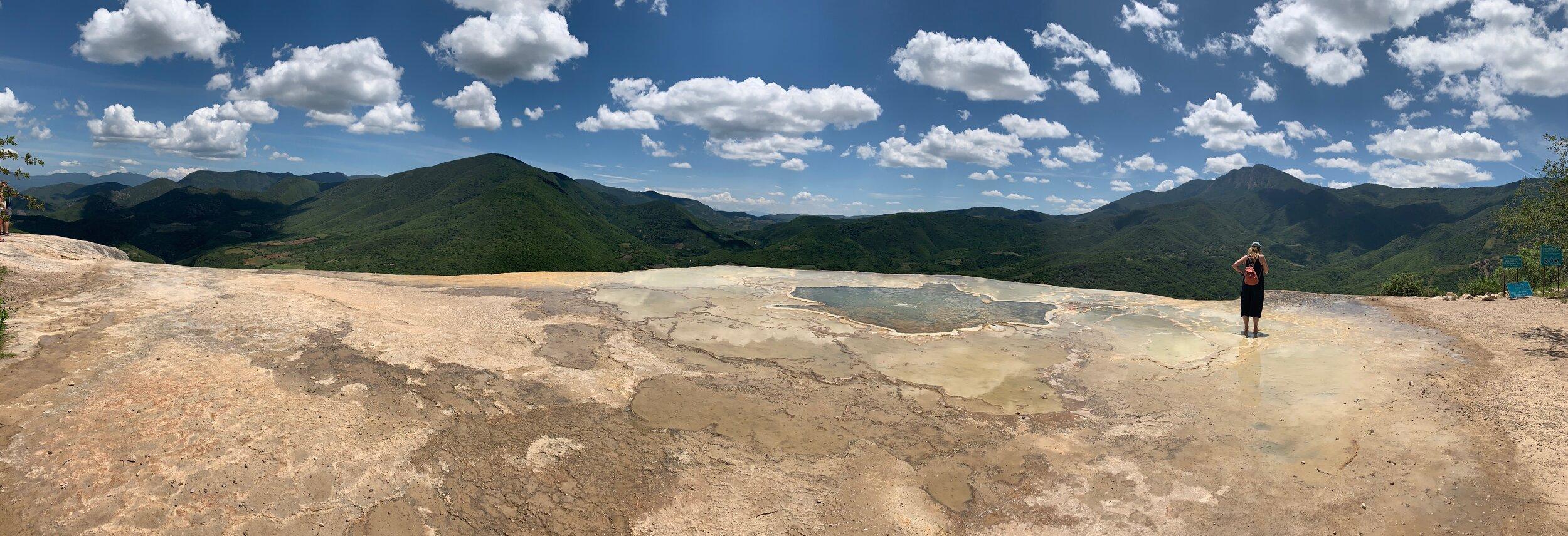 Hierve el Aqua // Oaxaca, Mexico