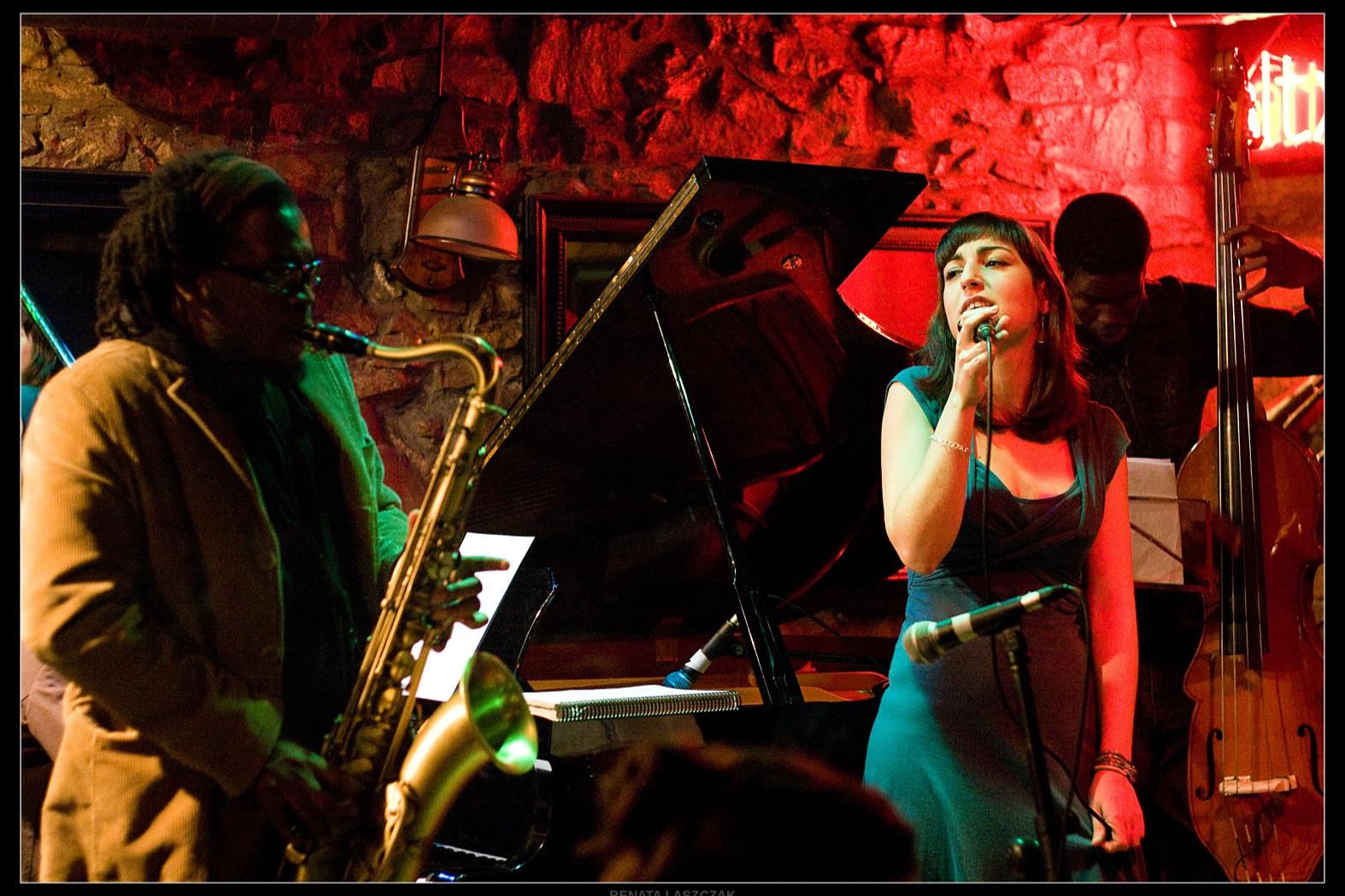 @ Altxerri Jazz, San Sebastián, 2009