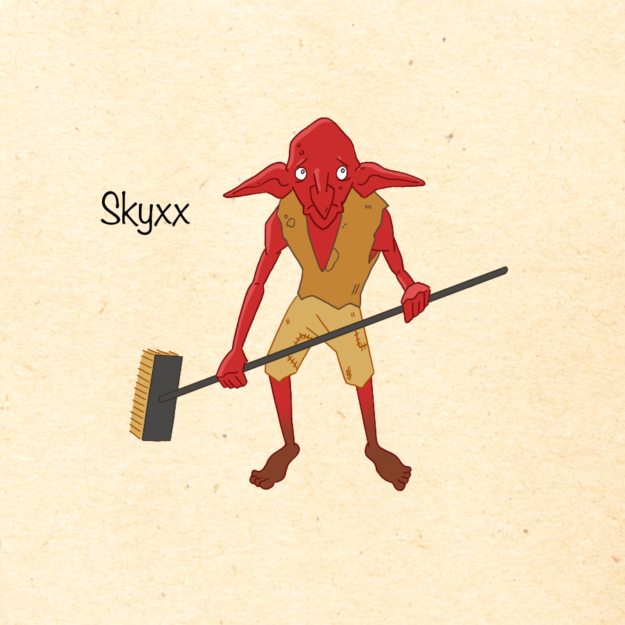 Skyxx - Tragic Goblin