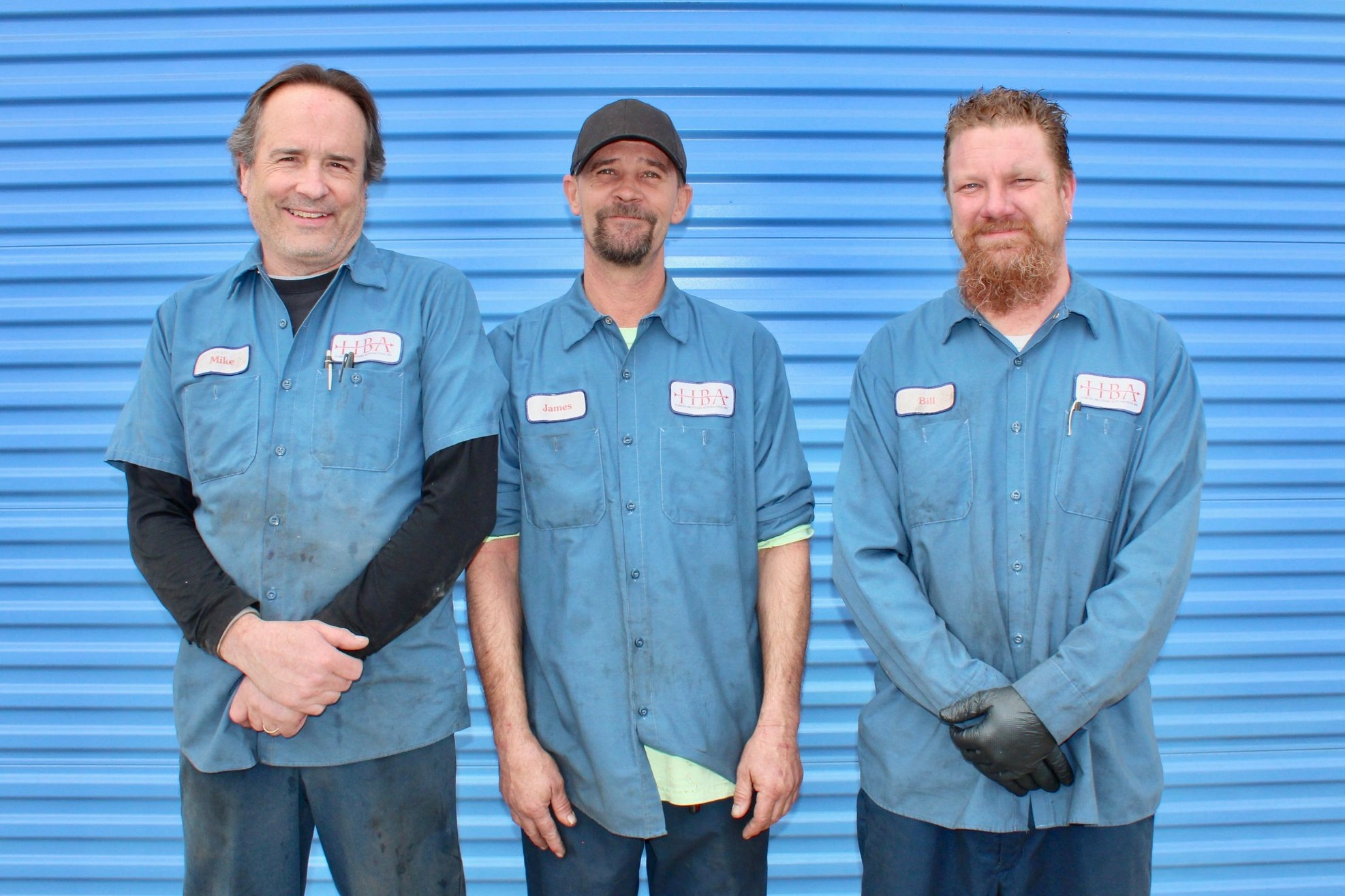 Quality - Our certified technicians have years of experience and they are ready to help.