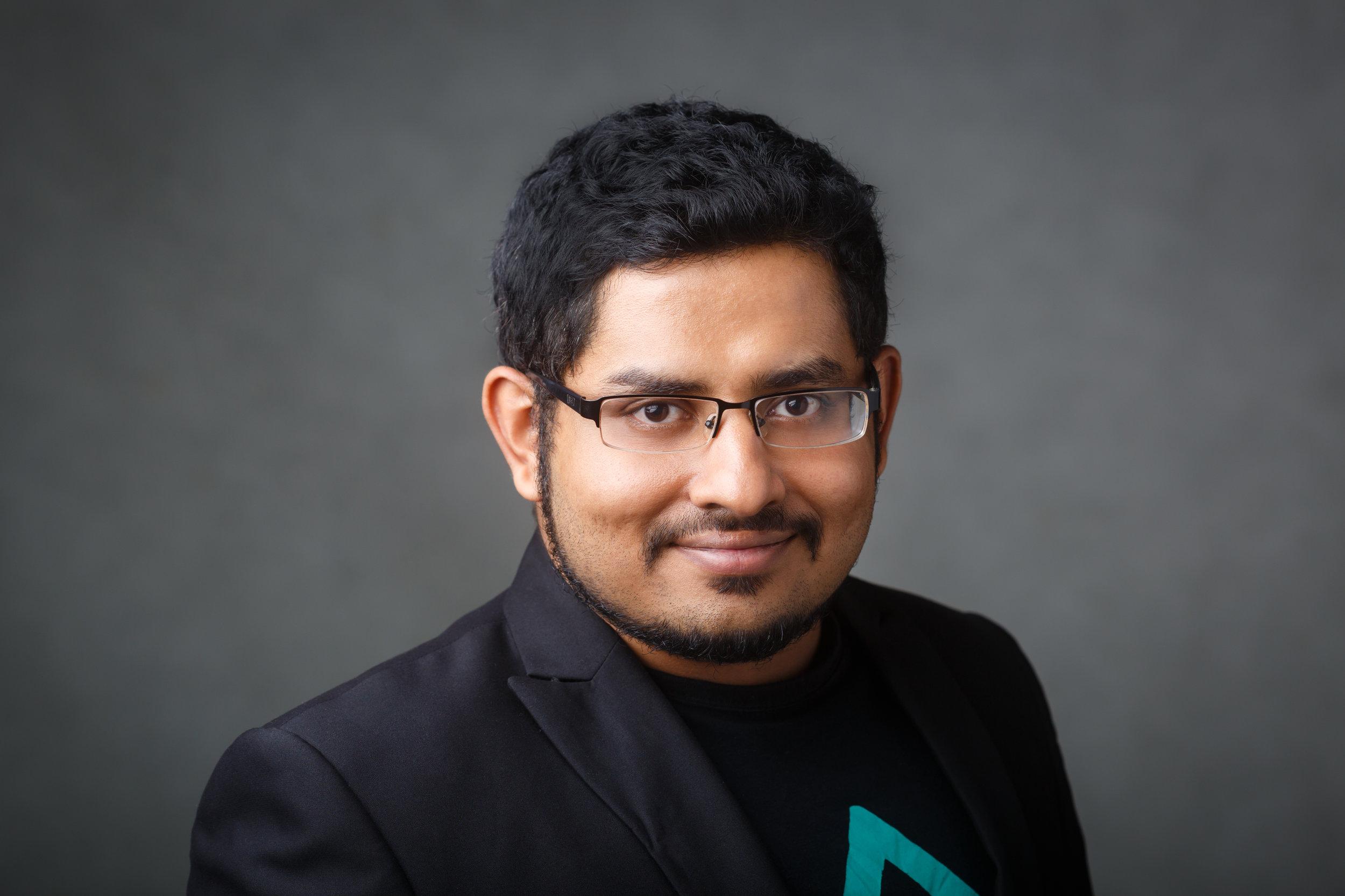 Ashweein narayanan - Business Relations / Logistics