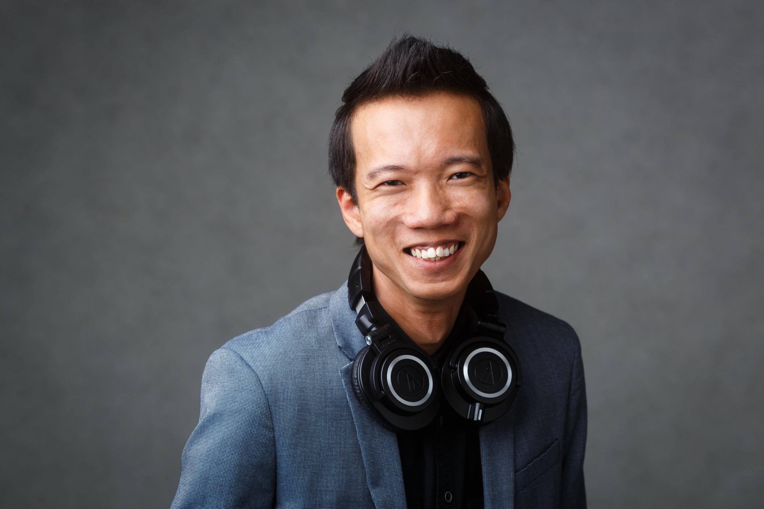 aaron chang - DJ / Emcee / Host / Communications