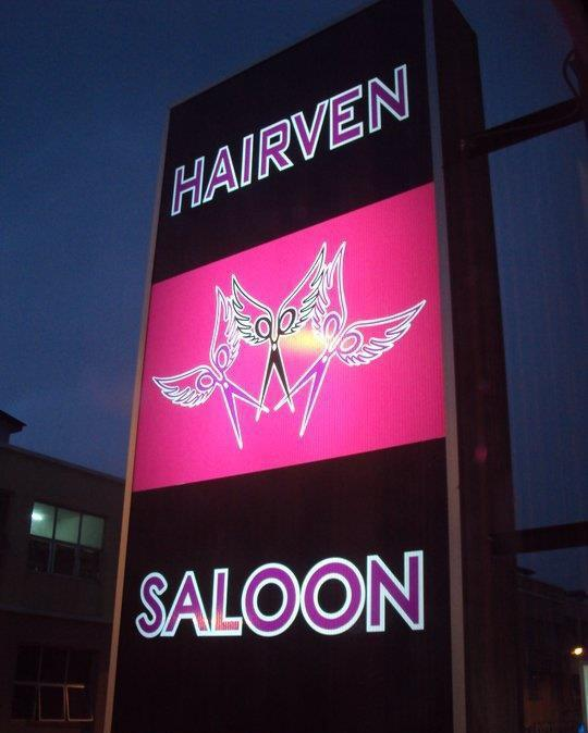 Hairven Saloon