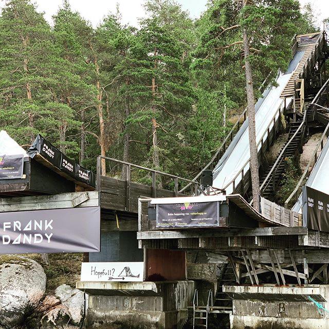 Event med Frank Dandy👌🏼 Start 14:00! #madamflodboat #frankdandy @vattenhoppslipnfly