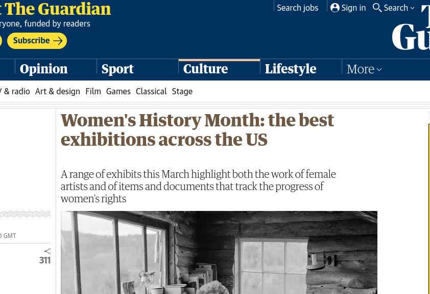 the guardian coverage