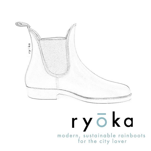 Launching on Kickstarter next week! Follow us to stay up to date and be the first to get the super super earlybird deal! 🤩🤩🤩 #ryoka #ryokaboots #rainboots #rain #boots #newyork #photooftheday #launchingsoon #kickstarter #sustainablefashion #sustainable