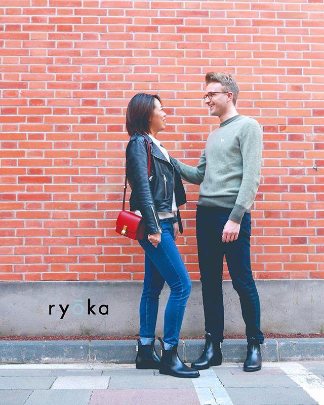 Prepared for any encounter 🥰. ryōka rainboots launching soon on Kickstarter! #rainboots #ryokaboots #ryoka #ryōka #shoesaddict #campaign #kickstarter #chelsea #boots #rain #rainymood #mood #date #fun #love #valentinesday #vday