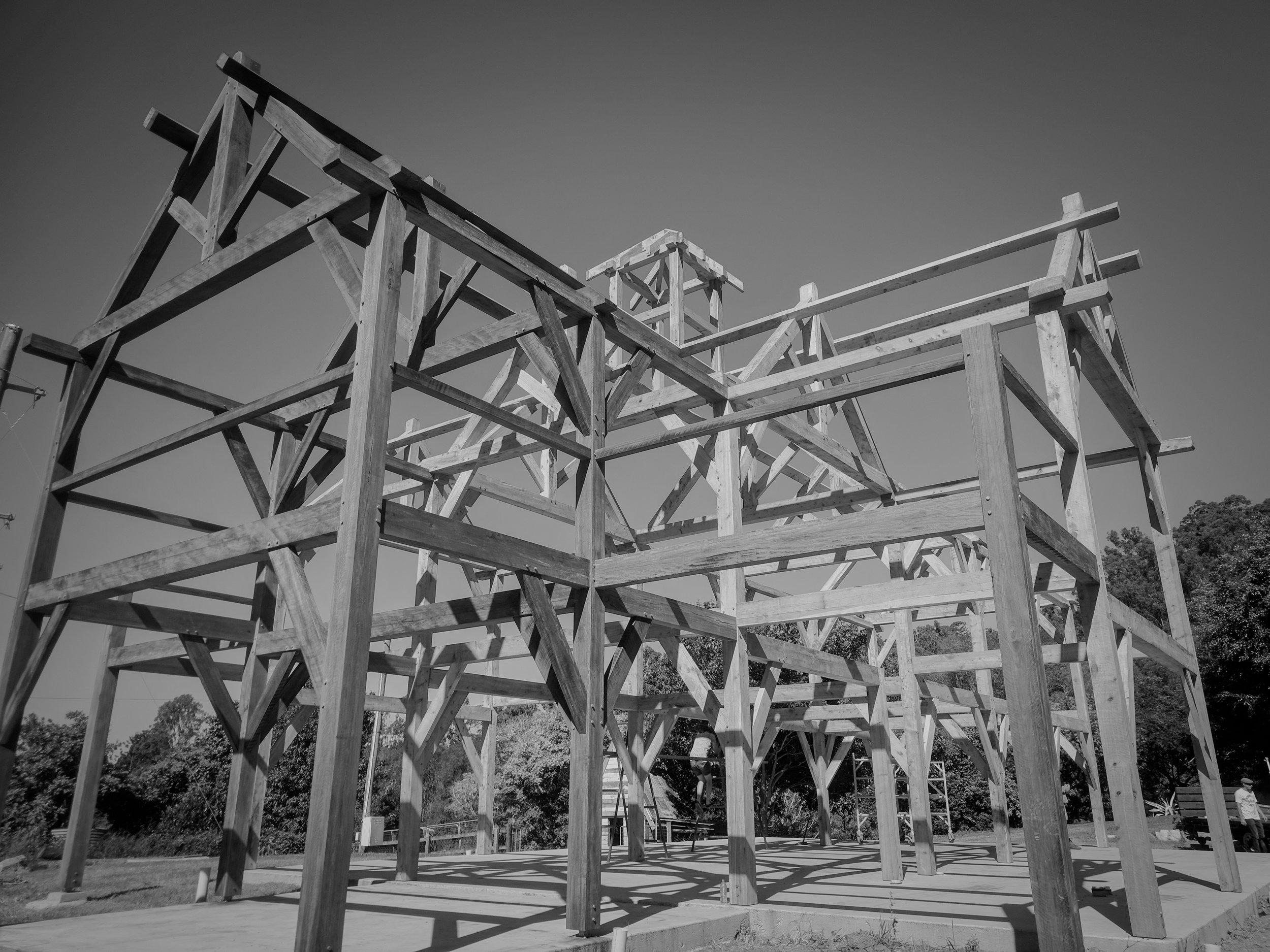 - Timber Frames