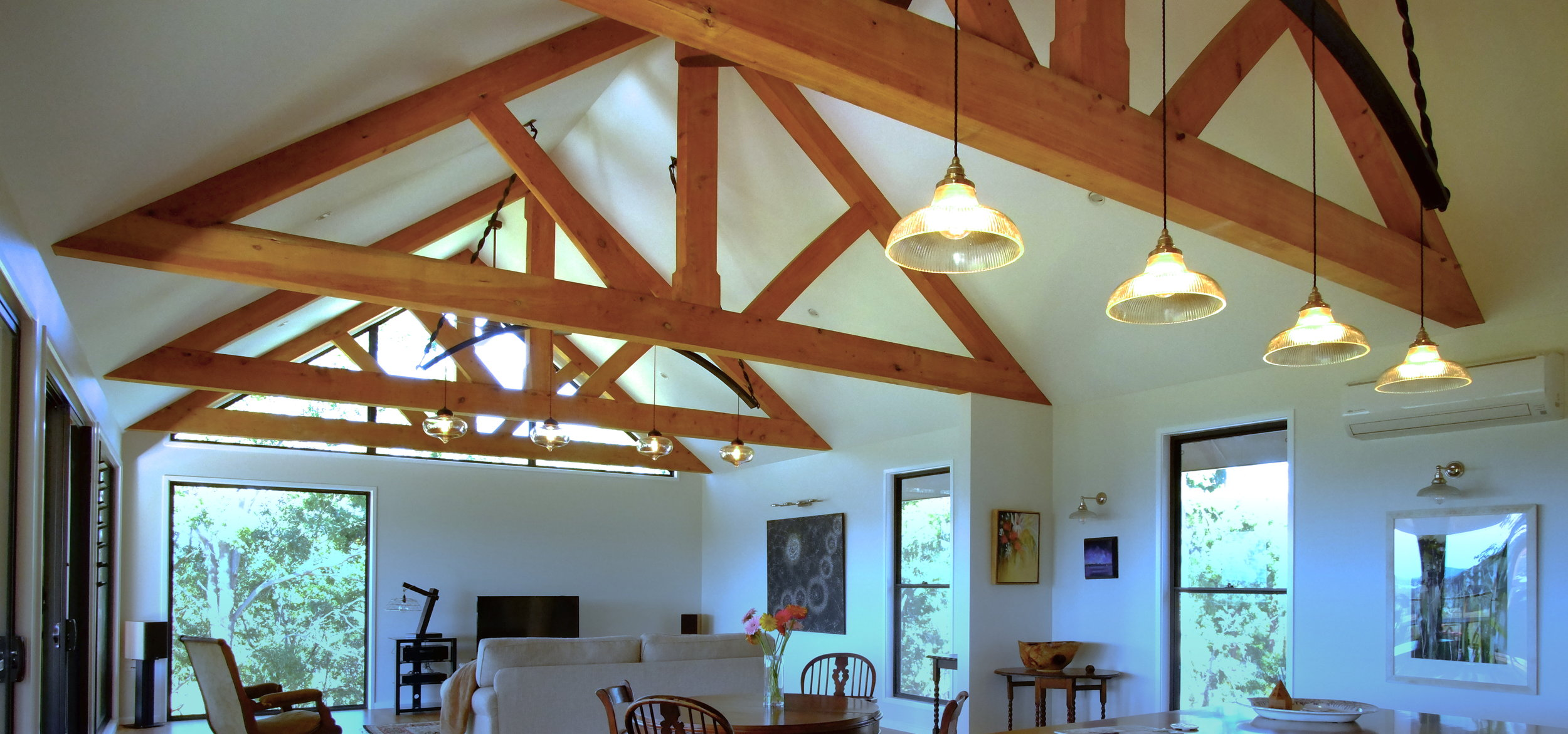 - Feature Trusses