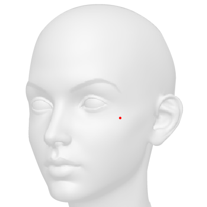Anti - Eyebrow Piercing   This is a facial piercing that is placed above the cheek bone or below the eyebrow. This piercing is also known as upper cheek piercings, tears, and teardrops.