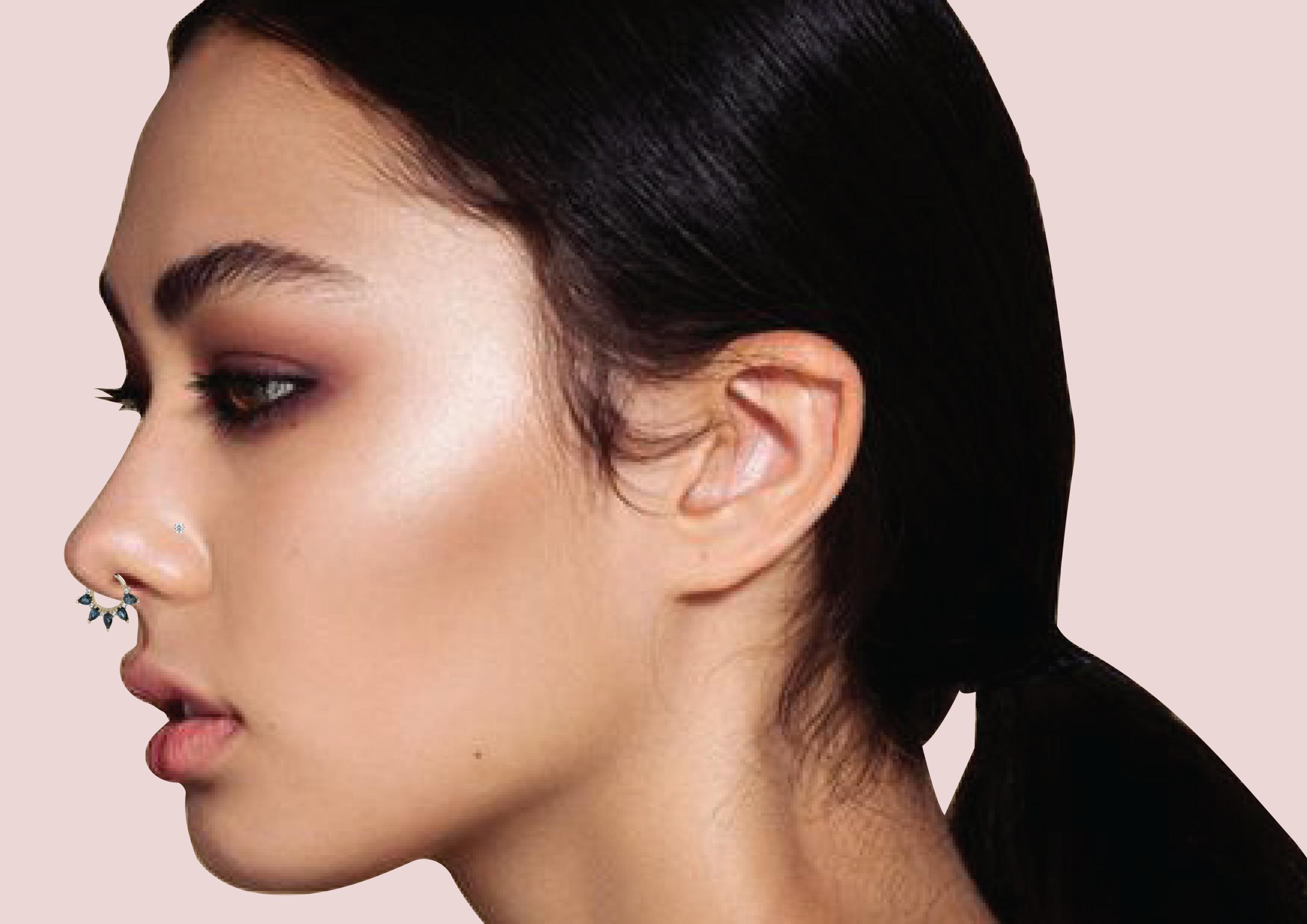 Nose Piercings -