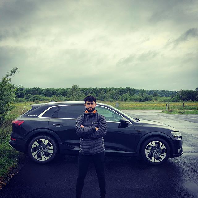 So Audi gave us an Etron to see what we thought! Video dropping soon on our YouTube Channel. Check it out to see what actually thought. 🤔