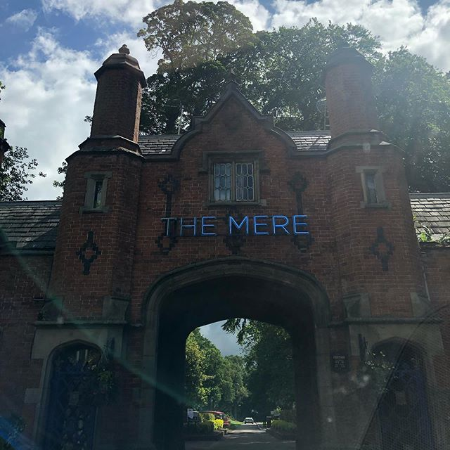 Exciting meetings today @themereresort with a potential partner for @thesupercarball !! 🤐 HUGE ANNOUNCEMENT COMING SOON! Stay tuned 🔥 #NSCB19