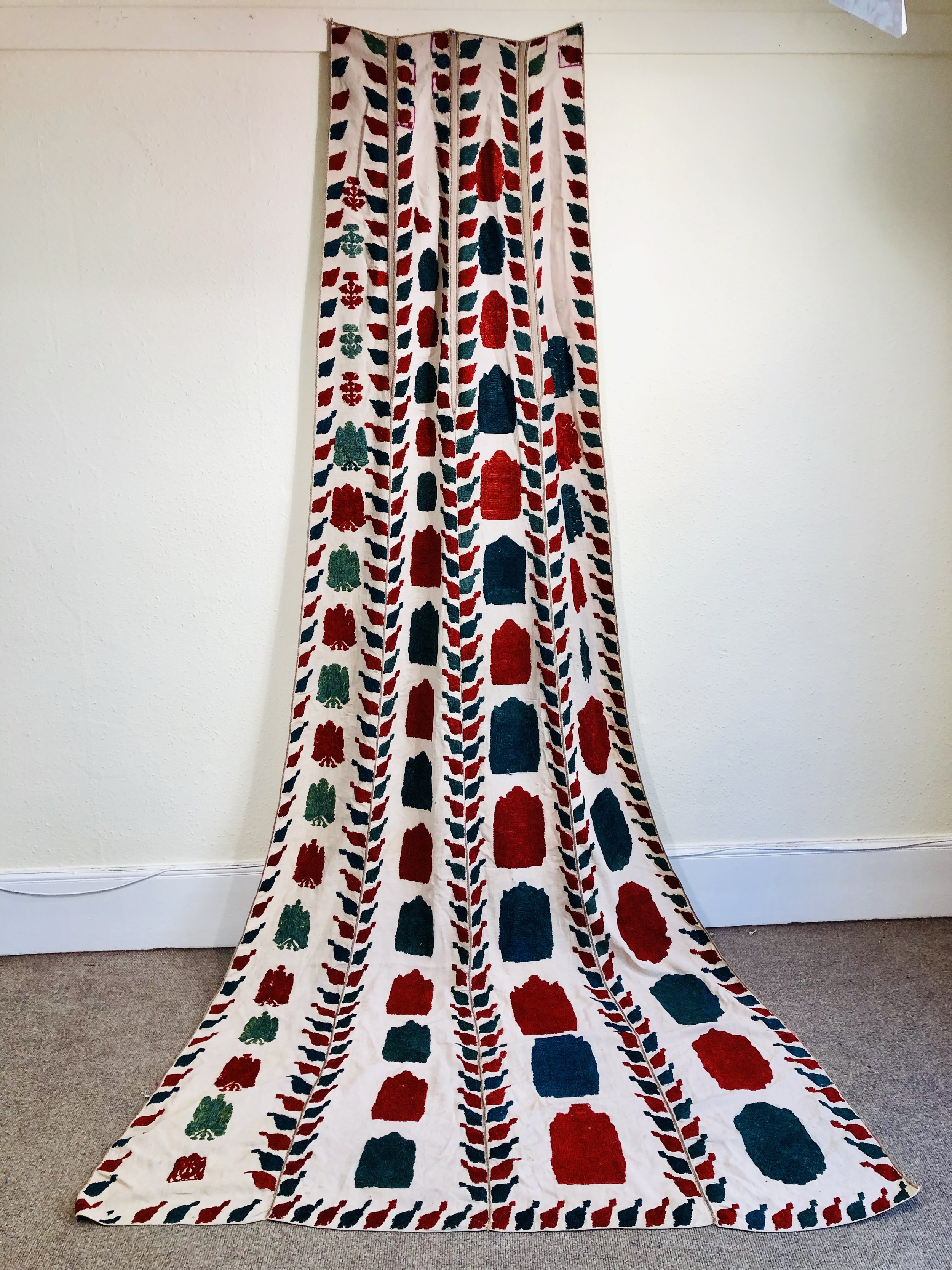 Rhodes bed curtain