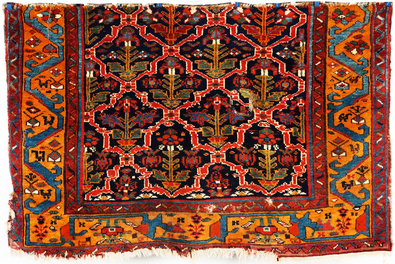 Armenian Rug From Iran Luristan