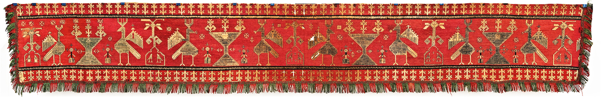Azemmour embroidery