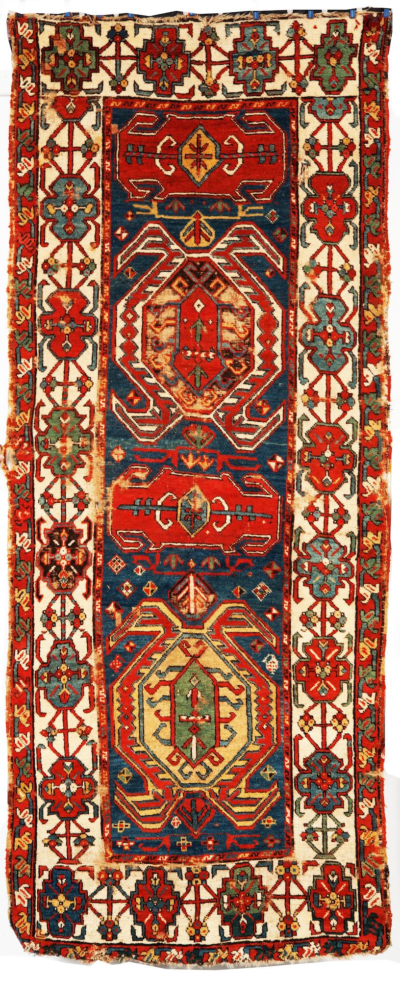 Caucasian Lenkoran Design
