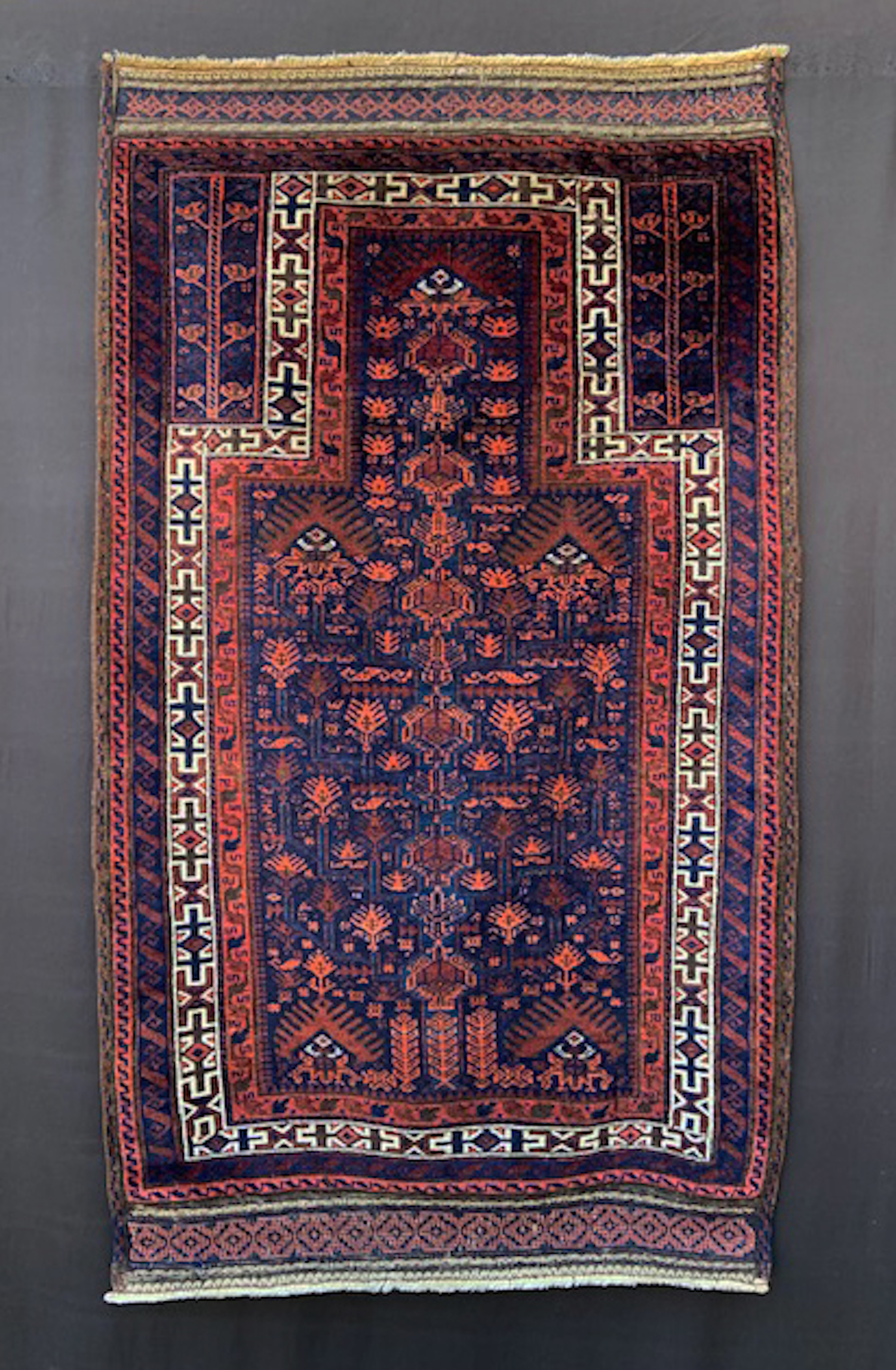 Timuri Prayer-Rug