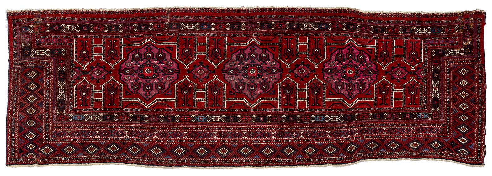 Salor Turkmen kejebe trapping