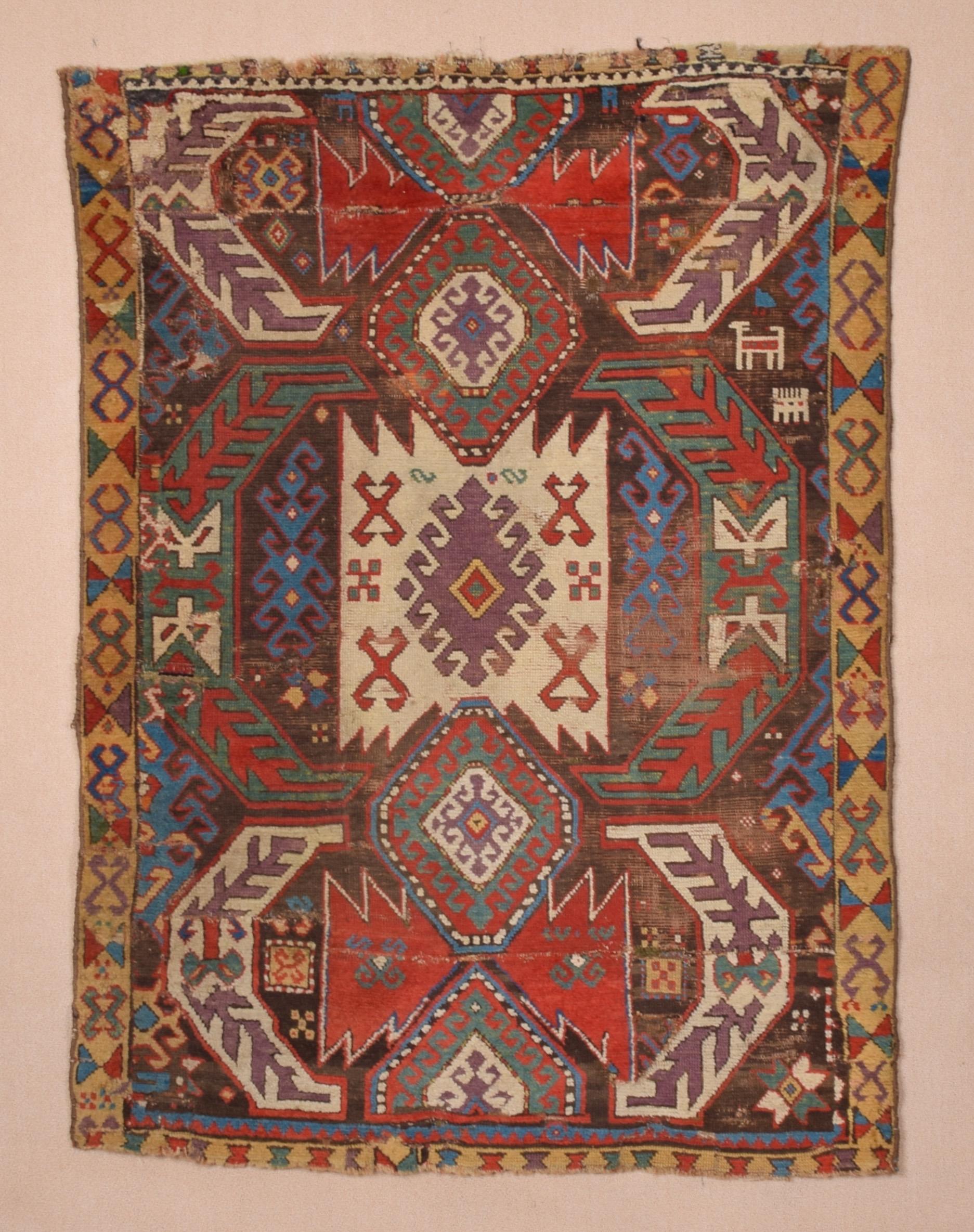 18th Century Caucasian Fragment