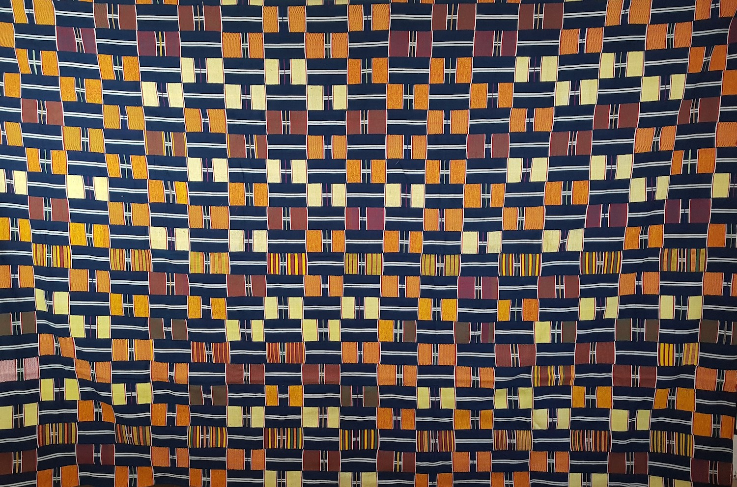 Royal Ewe Kente