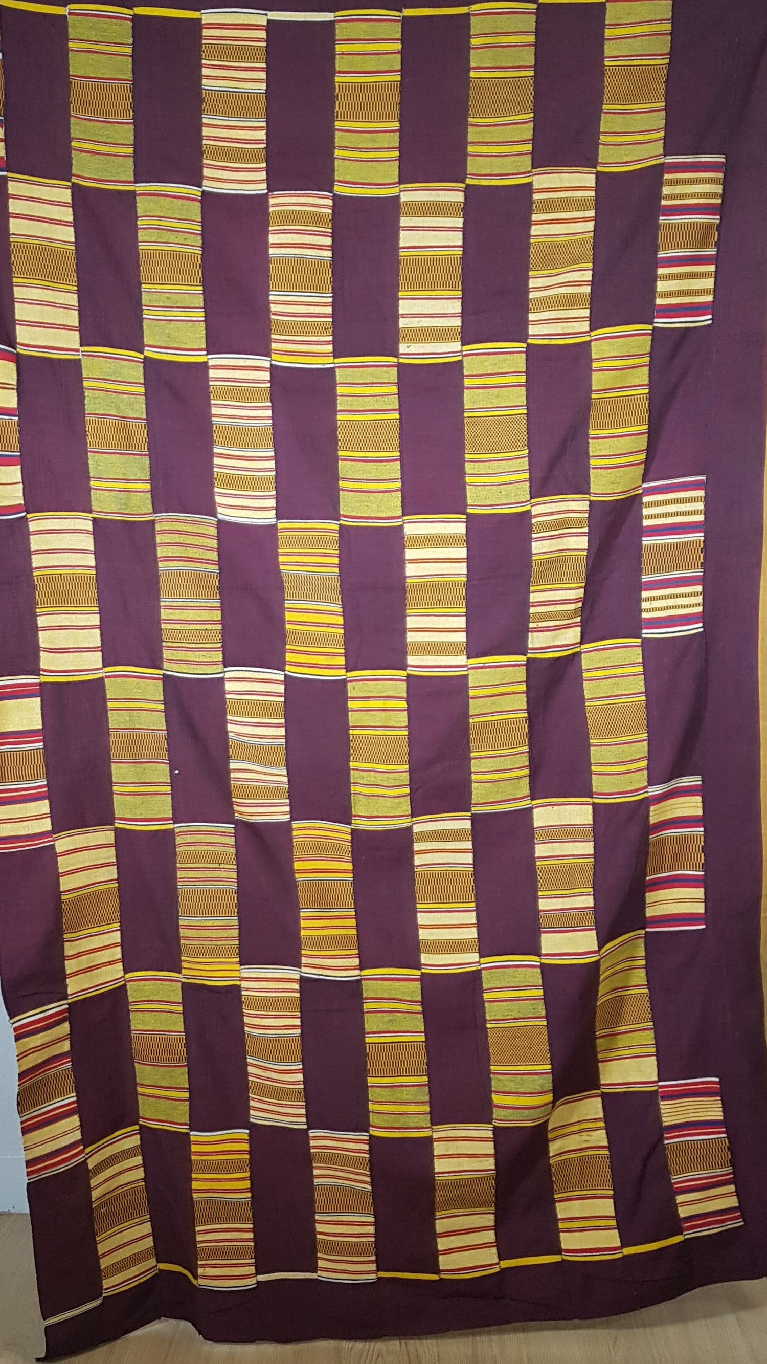 Ladies Cotton Ewe Kente