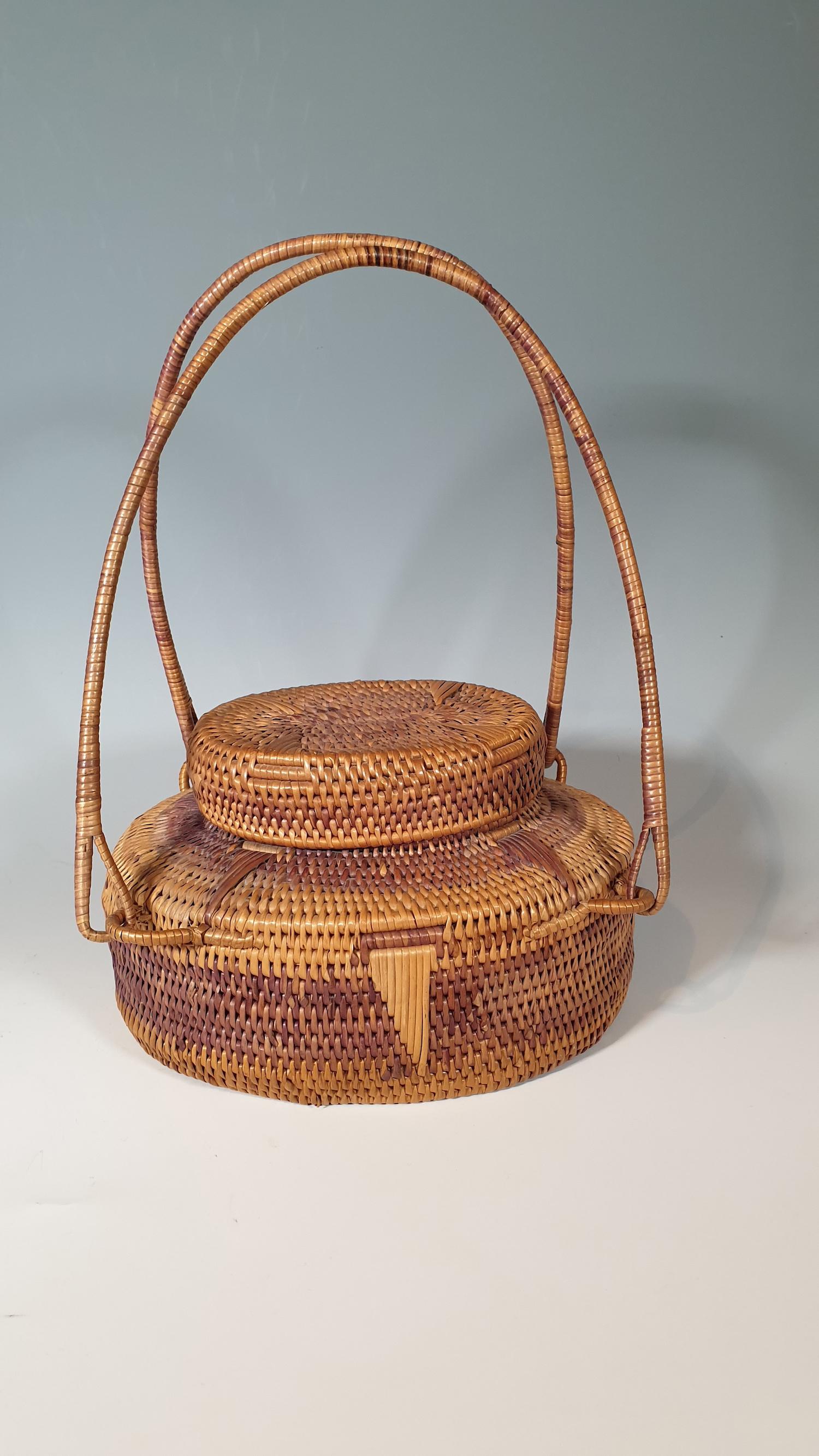 Bakongo Basket