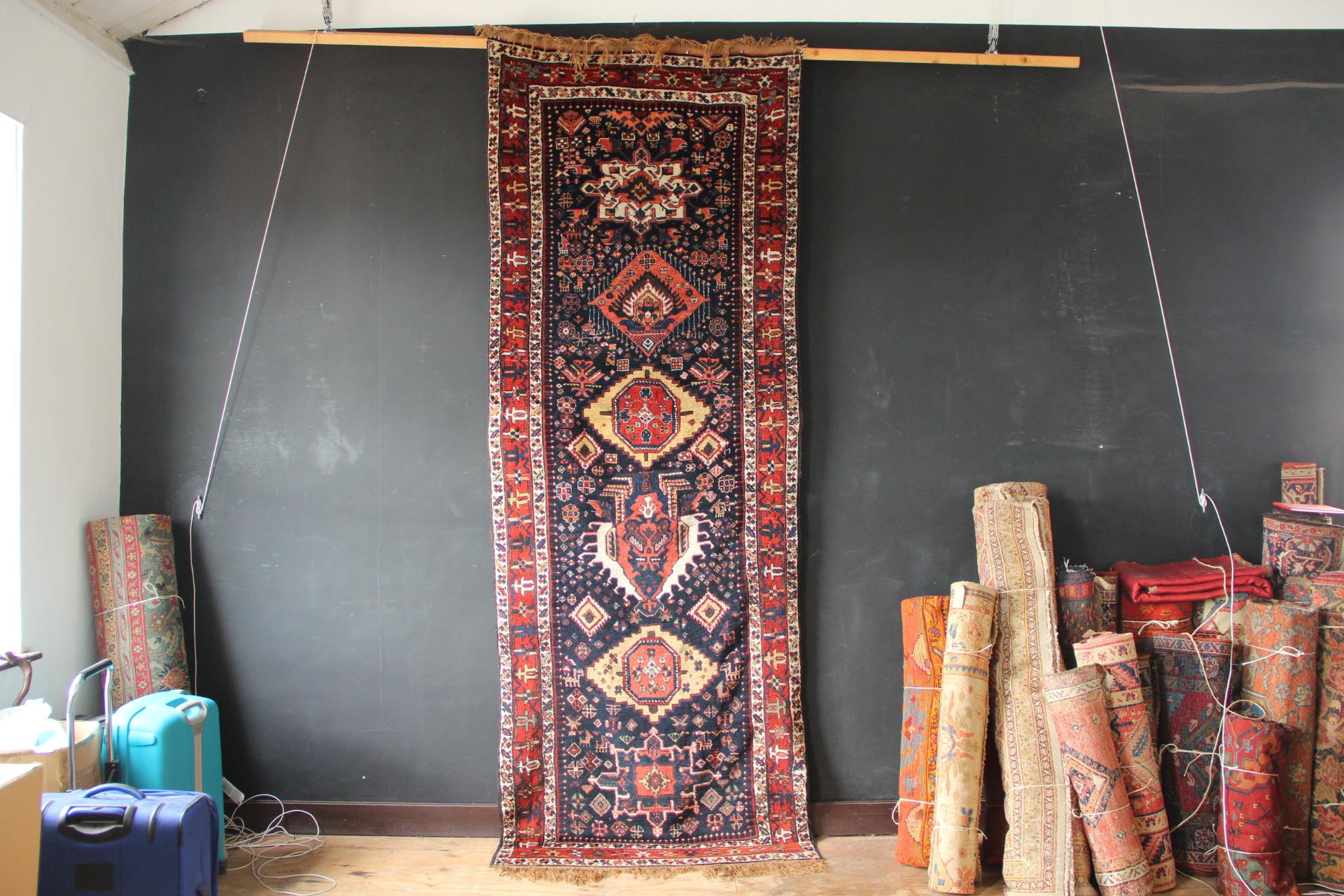 Wool foundation Karadja gallery carpet