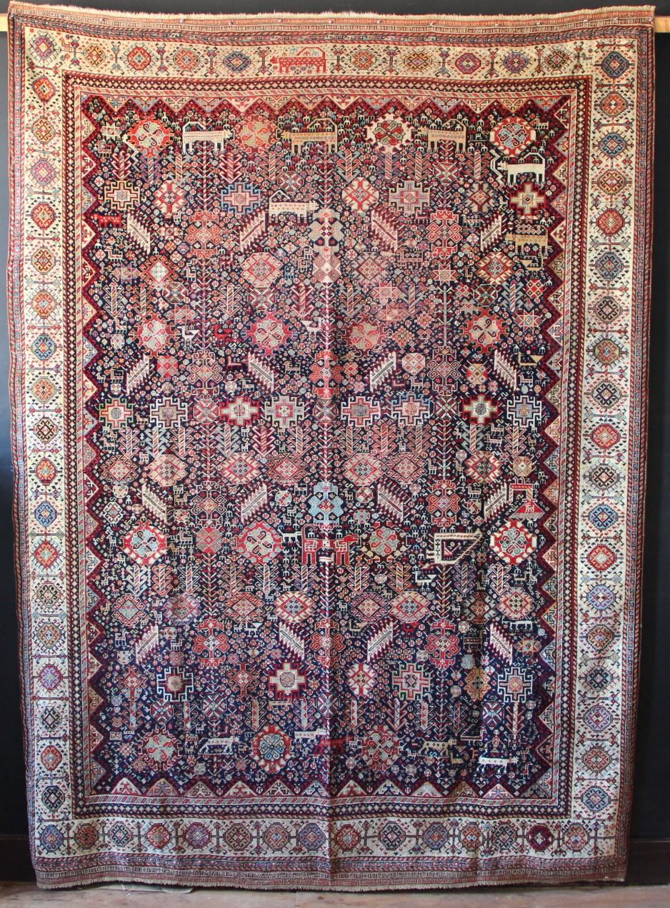 Khamseh Khan carpet