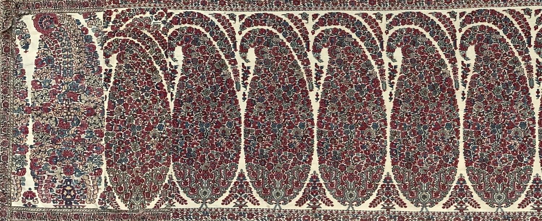 A shawl fragment