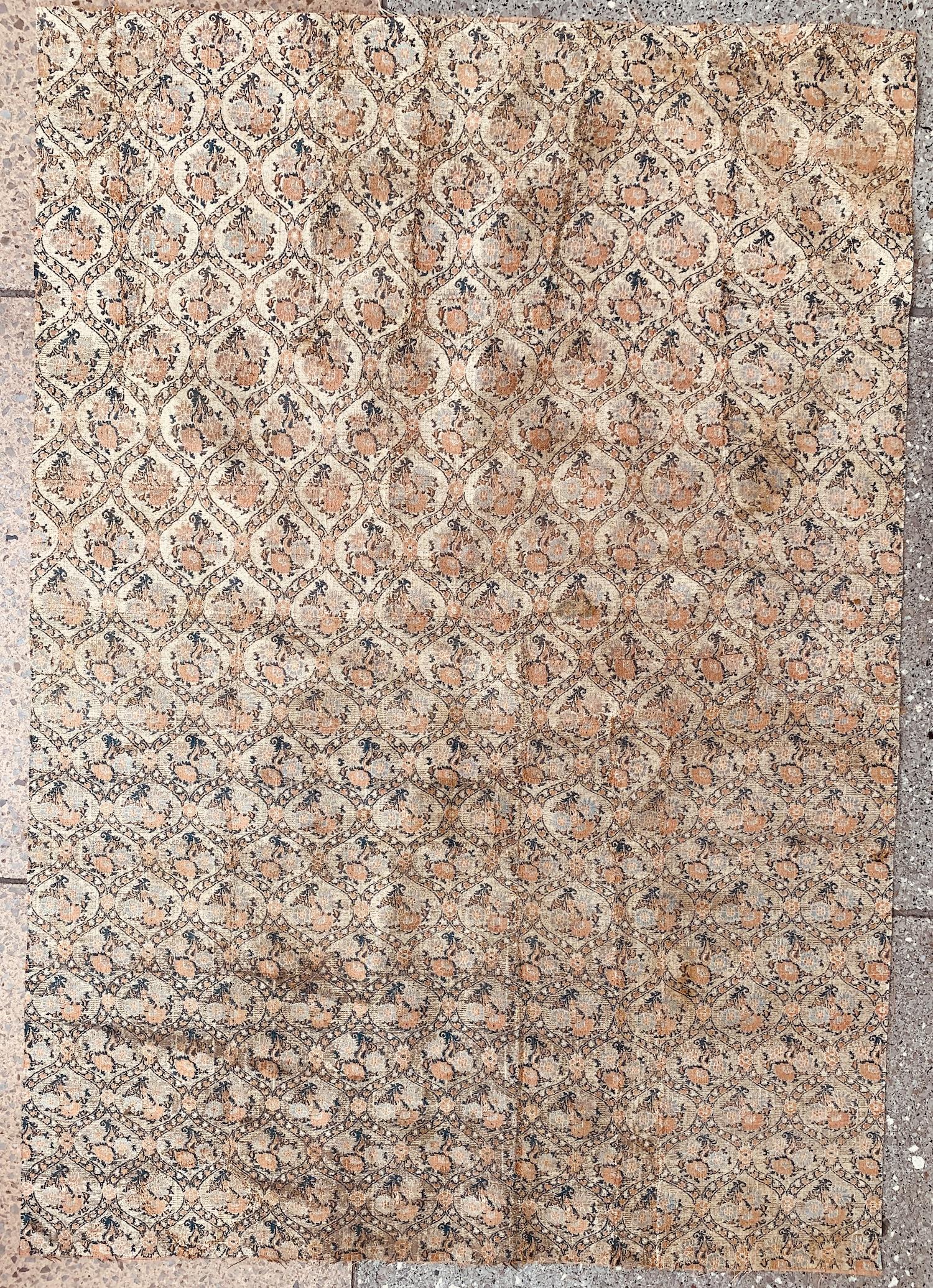 A Safavid textile
