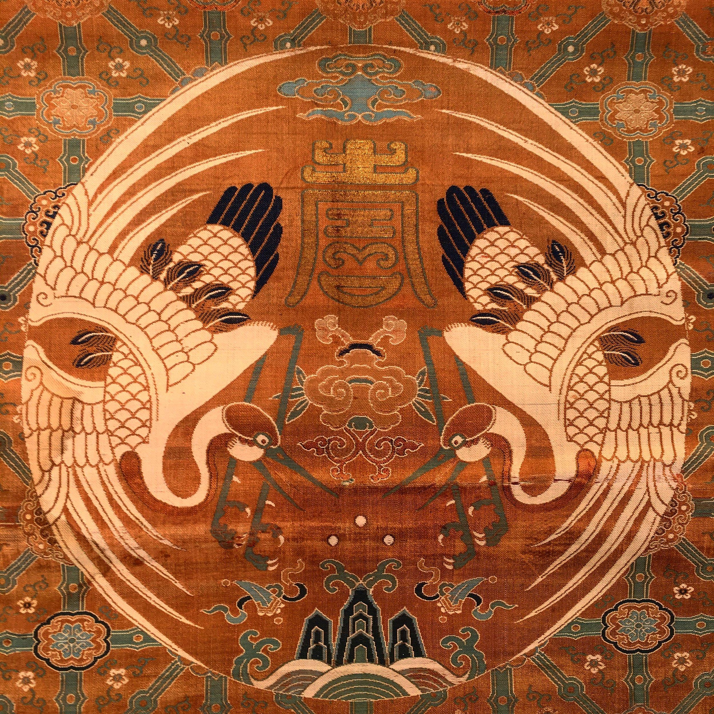 Details of Ming Kesi Textile