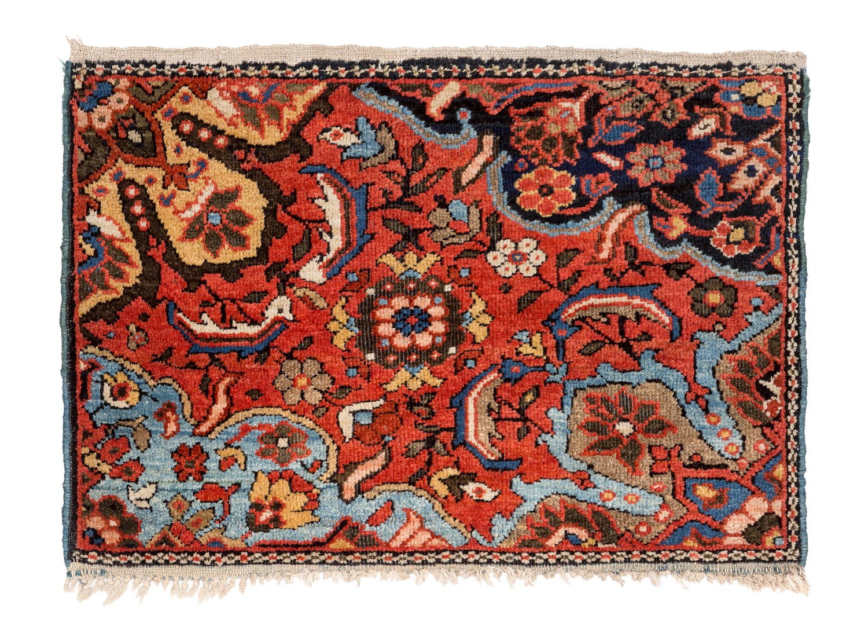 Mahal rug Wagireh-Sample