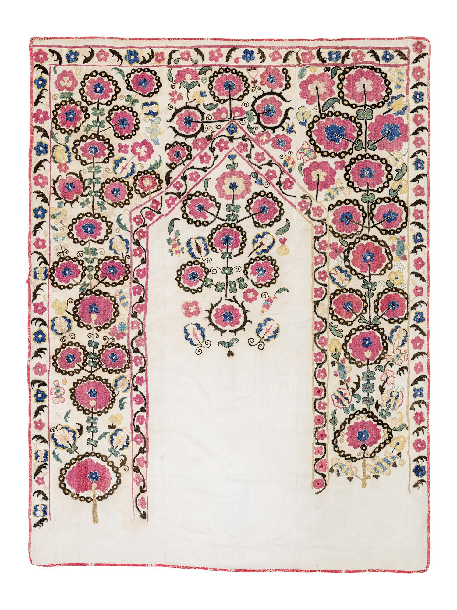 Embroidery Uzbekistan